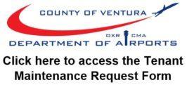Maintenance Request Form Button